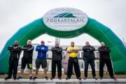 6 września 2015 w Baszni Dolnej odbędą się jedyne w Polsce zawody z cyklu MHP Strongman Champions League, tymczasem w Mielcu i Sanoku powstaje materiał promujący retransmisję tych zawodów na antenir Eurosportu.  fot. K. Zajaczkowski / UMWP