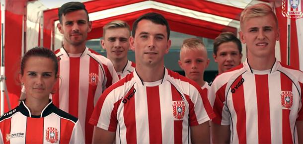 Piłkarze Resovii zapraszają na mecz jubileuszowy Resovia - Lechia