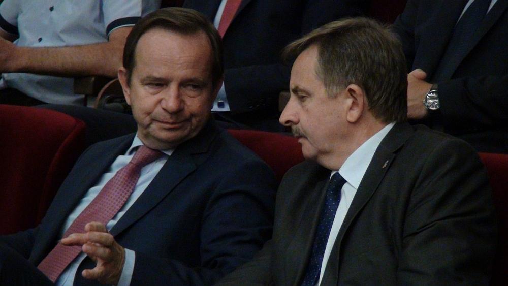 Marszałek Ortyl nie startuje. Wicemarszałkowi Buczakowi przypadło miejsce nr 2 na liście PiS w okręgu nr 23