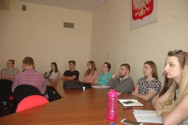 Pierwsze spotkanie miało miejsce na Uniwersytecie Rzeszowskim
