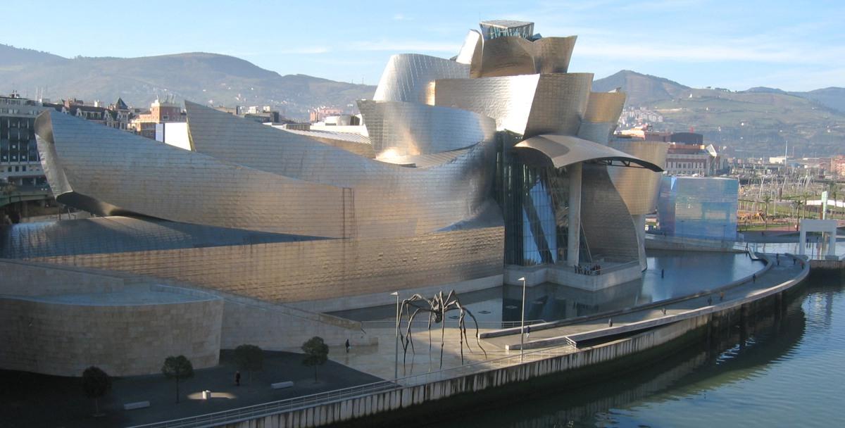 Muzeum w Bilbao