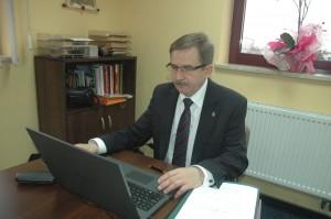 Poseł Wojciech Buczak