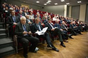 Na początku maja br. w Urzędzie Marszałkowskim w Rzeszowie odbyła się konferencja na temat rozwoju kolei na Podkarpaciu