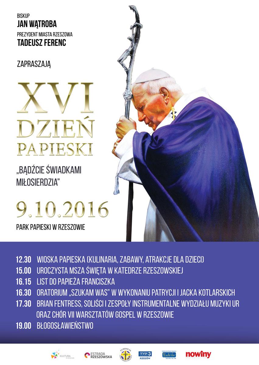 Dzień Papieski 2016