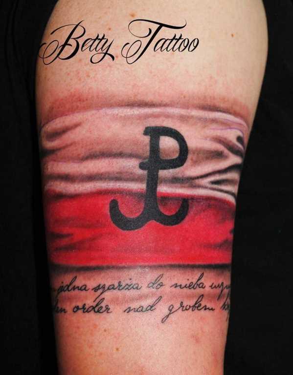 Po Co Robić Patriotyczny Tatuaż Niecodzienne Warsztaty Dla