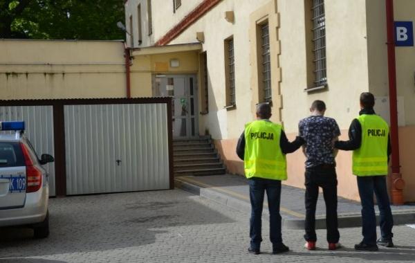 FOTO: Komenda Miejska Policji w Rzeszowie