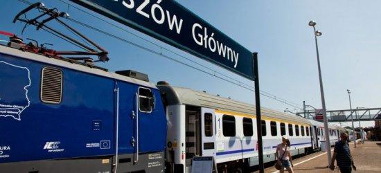 RZESZÓW: Likwidacja dwóch połączeń kolejowych