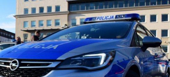 Pijany kierowca BMW próbował uciec przed policją