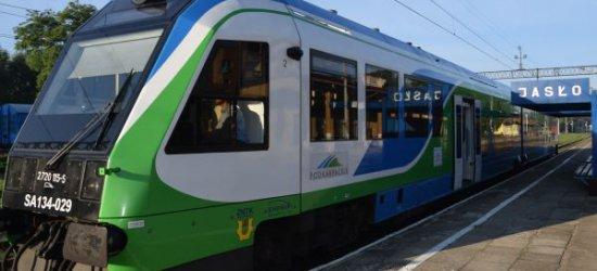 Do Rzeszowa pociągiem. Wstępne plany utworzenia Podmiejskiej Kolei Aglomeracyjnej
