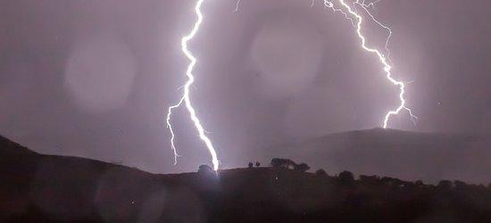 IMGW ostrzega przed burzami!