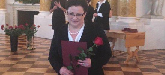 Z miłości do muzyki. Nagroda Ministra Kultury i Dziedzictwa Narodowego dla Elżbiety Przystasz (ZDJĘCIA)