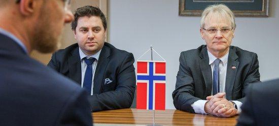 Będzie współpraca z Norwegami?