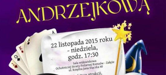 Zabawa Andrzejkowa dla dzieci i rodziców z Rzeszowskim Domem Kultury
