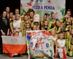 Międzynarodowy sukces grup tanecznych z Rzeszowskiego Domu Kultury