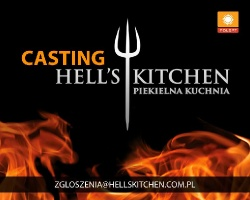 """Rusza kolejna edycja """"Hell's Kitchen""""! Sprawdź swoje umiejętności na castingu w Rzeszowie!"""