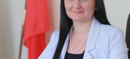 Małgorzata Chomycz-Śmigielska o swojej kandydaturze na posła