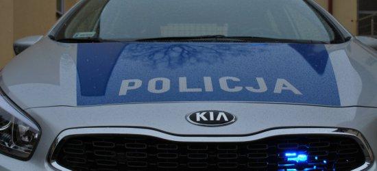 Kierujący motorowerem uciekał przed policjantami
