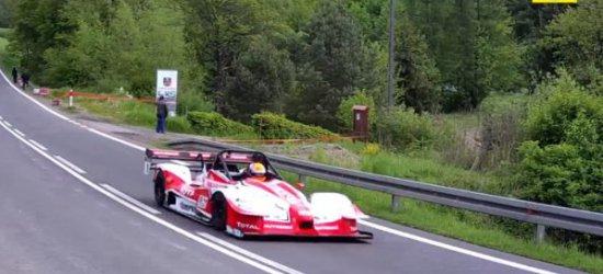 Drugi dzień 42 Bieszczadzkiego Wyścigu Górskiego (zobacz VIDEO NA ŻYWO)