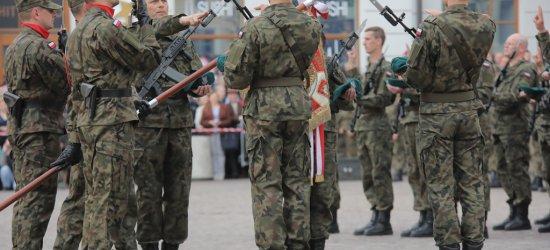 Ślubowanie 3 Podkarpackiej Brygady Obrony Terytorialnej (ZDJĘCIA)