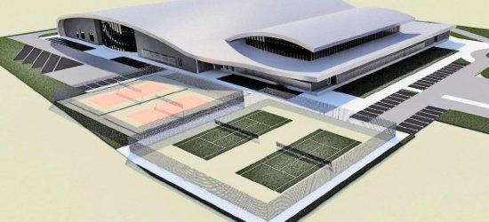Nowa inwestycja Uniwersytetu Rzeszowskiego. Do połowy 2018 ma powstać Podkarpackie Centrum Lekkoatletyczne (zobacz wizualizacje)