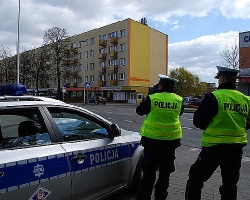 Policja w ciągu tygodnia odebrała prawo jazdy 46 kierowcom