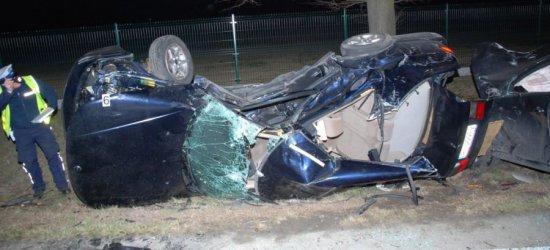 Dwa tragiczne wypadki na Podkarpaciu. Zginęło dwóch mężczyzn (FOTO)