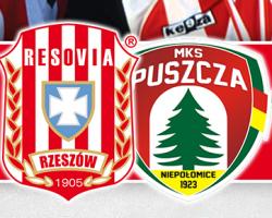 CWKS RESOVIA: Przed rundą wstępną Pucharu Polski z Puszczą