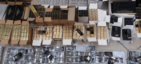 Zatrzymali ponad pół tysiąca podrobionych kosmetyków