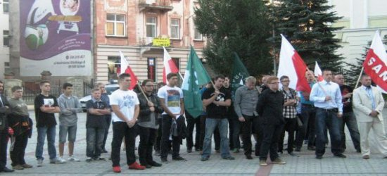 SOBOTA: Protest Narodowców przeciwko CETA