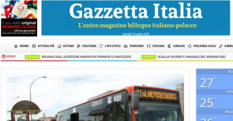 Włosi chwalą rzeszowskie pomysły