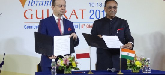 Kierunek Indie. Województwo będzie współpracowało ze Stanem Gujarat