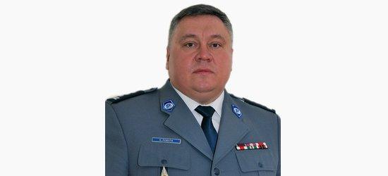Podkarpaccy policjanci mają nowego komendanta