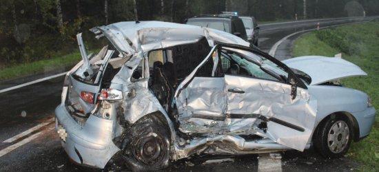 Weekend na Podkarpaciu – 17 wypadków, 6 osób nie żyje
