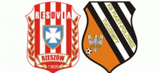 CWKS RESOVIA: Przed meczem z Piastem Tuczempy