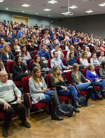 O funduszach europejskich ze studentami Politechniki Rzeszowskiej