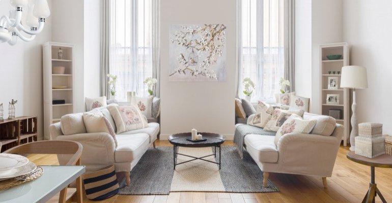 5 wskazówek: Jaki obraz do salonu w stylu klasycznym?