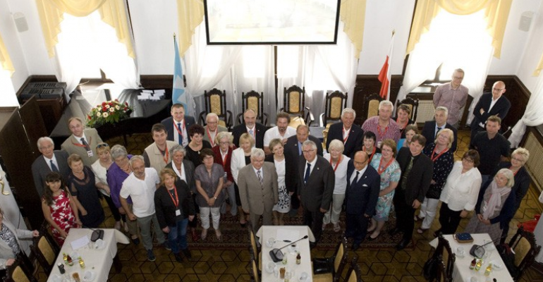 25 lat partnerstwa. Wizyta Niemców w Rzeszowie