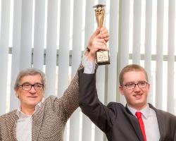 Uczeń z Łańcuta wygrał Ogólnopolską Olimpiadę Wiedzy o Państwie i Prawie!