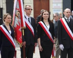 Na rynku świętowaliśmy 224. rocznicę uchwalenia Konstytucji 3 Maja (ZDJĘCIA)