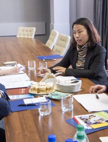 Rzeszów gościł delegację z chińskiego uniwersytetu (ZDJĘCIA)