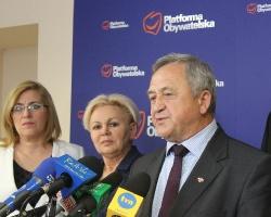 Z. Rynasiewicz zrezygnował ze wszystkich politycznych funkcji. W PO zaskoczenie