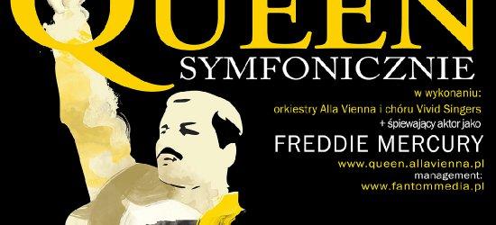 QUEEN SYMFONICZNIE prezentuje koncertowe video. Występ w Filharmonii Podkarpackiej już 5 grudnia! (FILM)
