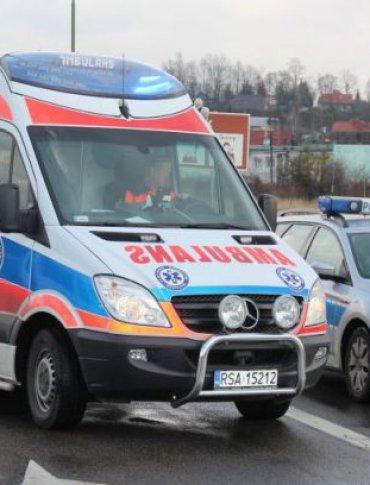 Nie żyje 6-miesięczny chłopiec, który trafił do szpitala z licznymi obrażeniami, w tym głowy
