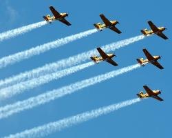 I Podkarpackie Pokazy Lotnicze odbędą się w Mielcu. Ale dopiero we wrześniu
