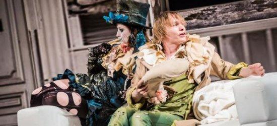 Nibylandia na rzeszowskich ulicach czyli Teatr Maska świętuje 60-lecie