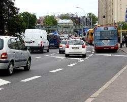 Zła wiadomość dla rowerzystów. Na buspasach nie będzie dla nich miejsca
