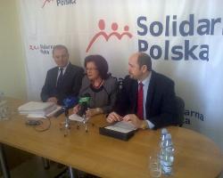 Solidarna Polska oficjalnie poparła Andrzeja Dudę