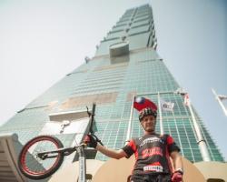 Taipei 101 zdobyte – rekord Guinnessa pobity! [ZDJĘCIA]