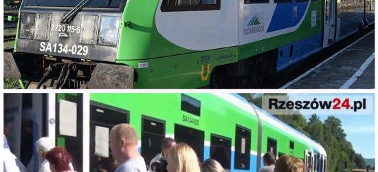 Nowe połączenie kolejowe z Rzeszowa. Dokąd?