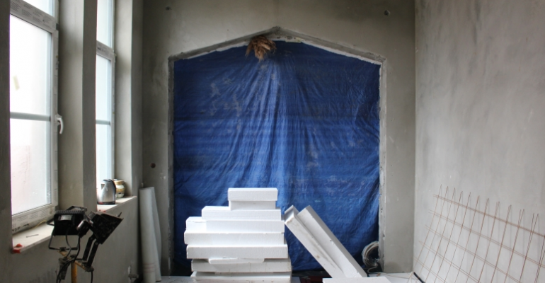 Dach i sale gimnastyczne. Modernizacja SP1 w Rzeszowie